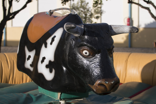 mechanical bull tips for beginners